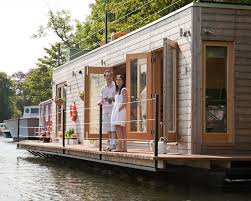 100 Boat Homes Floating Bespoke Offices EcoFloatingcom