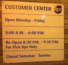 UPS Customer Center - 11 Photos & 113 Reviews - Couriers & Delivery ... Tt Theory New United Parcel Service Delivery Commerce Hours Wish List Change If You Could Would Should Faq Help Ups Driver Pulled Up Next To Me In Full Uniform Cluding Company Exclusive Group Formed As Wait Times Escalate At Cn Ground Saturday Deliveries Begin April Money Airlines Wikipedia Freight