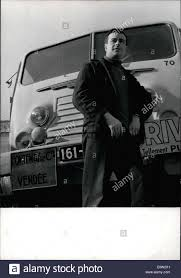 100 The Life Of A Truck Driver Feb 24 1961 Claude Beziau 28 Who Is A Truck Driver For His