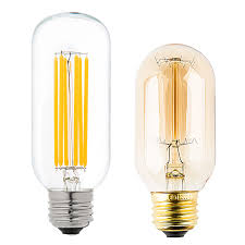 t14 led filament bulb 75 watt equivalent vintage light bulb
