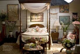 deco chambre boheme chambre à coucher chambre style bohème déborde caractère idées