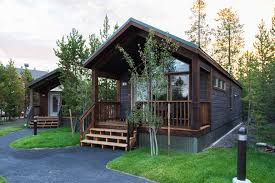 Yellowstone National Park Cabins Explorer Cabins