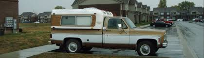 100 Alaskan Truck Camper For Sale 1974 Chevrolet C20 W Adventures Projects