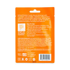 Andalou Naturals Glycolic Mask Pumpkin Honey by Instant Brighten U0026 Tighten Sheet Mask Thrive Market