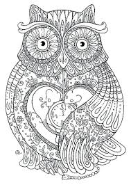 Free Printable Mandala Coloring Pages For Adults Pdf Designs Animal Download Print