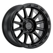 Black Rhino Revolution Wheels | Multi-Spoke Painted Truck Wheels ...