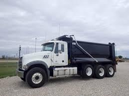 100 Mack Dump Trucks 2018 Granite GU713 Truck 445HP 10 Spd For Sale 8839