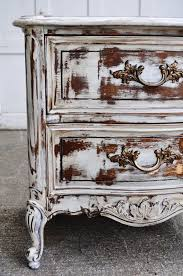 Luxury Design Distressing Furniture With Chalk Paint How To Antique White