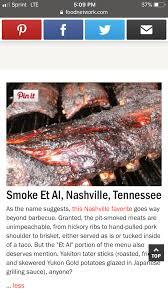 100 Food Trucks Nashville Tn Smoke Et Al A Boutique Smokin Truck That Goes Beyond Just BBQ