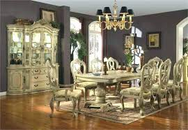 Dining Room Sets With China Cabinet Table And Corner
