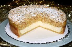 zimtstreusel topfenkuchen mit apfel