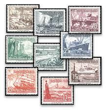 Briefmarken Deutsches Reich Mi Nr 65159