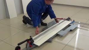 Ishii Tile Cutter Manual by Manual Tile Cutter 155 Cm Vertical Support Youtube