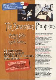 Smashing Pumpkins Bullet With Butterfly Wings Album by Smashing Pumpkins Mellon Collie And The Infinite Sadness French