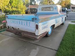 1960 Chevy Shop Truck, Rat Rod, Hot Rod, C10, Apache, Patina, 2WD, 1 ...