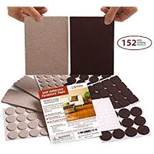 Rubber Furniture Pads For Wood Floors by Seddox Premium Furniture Set With Bonus Rubber Bumper Heavy Duty