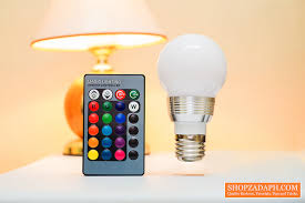 rgb led light bulb with remote review accent lights