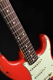 Fender Custom Shop Michael Landau Signature 1963 Relic StratocasterR