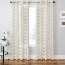 Blue Sheer Curtains 96 by Best 25 Geometric Curtains Ideas On Pinterest Grey And White