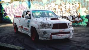 100 Drift Trucks This Is A 1JZSwapped Toyota Tacoma Truck The Drive