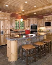 creative of log home kitchen and best 25 log home kitchens ideas