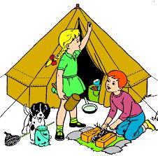 Camping Clip Art Clipart Free Microsoft