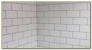 Grey Tiles With Grey Grout by Subway Tile Backsplash Kitchen Dark Grout Tiles Home
