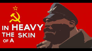 Tf2 Iron Curtain Skins by Tf2 In The Skin Of The Communist Heavy Youtube