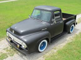 1954 Ford F100 Pickup - YouTube 1954 F100 Old School New Way Cool Modified Mustangs 54 Ford Trucks Pinterest And Classic White Lightning Sema 2014 Youtube V8 302 Metal Pickup Sign Dads Shop Open 24 Hrs Gift For Him By Tburg Nice Wheels Dean Jacksons Hot Rod Republic Bm Racing Products On Twitter This Bagged Blown 1951 F1 Cars 60year Itch Truck Truckin Magazine Sale Classiccarscom Cc987291