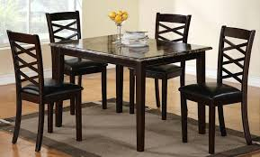 Cheap Dining Table Set Black Room Sets For Custom With Images Of