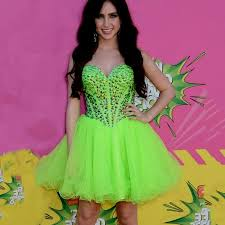 bright green homecoming dresses naf dresses