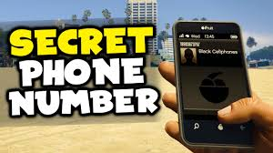 GTA 5 SECRET PHONE NUMBER BOMB