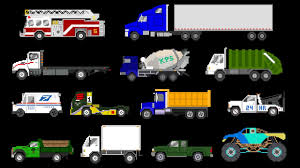 Trucks - Street, Sports, Emergency & Construction Vehicles - The ...