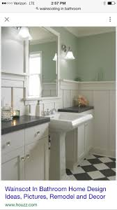 Wainscoting Bathroom Ideas Pictures by 25 Best Paint Schemes Images On Pinterest Wall Colors Colors