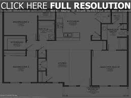 Stunning House Plans With Bedrooms by 3 Bedroom 2 Bath House Plans Lcxzzcom Plan Details Need Help 1 200