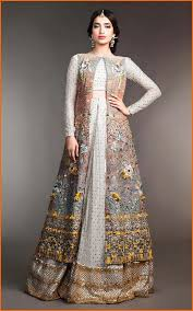 Simple Wedding Dresses Designs For Girls 5