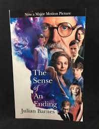 The Sense Of An Ending | Movie Tie-In (Vintage International, 2017 ... The Nse Of An Ending By Julian Barnes Tipping My Fedora Il Senso Di Una Fine The Sense Of An Ending Einaudi 2012 Zaryab 2015 Persian Official Trailer 1 2017 Michelle Bibliography Hraplarousse 2013 Book Blogger Reactions In Cinemas Now Dockery On Collider A Happy Electric Literature Lazy Bookworm Movie Tiein Vintage Intertional