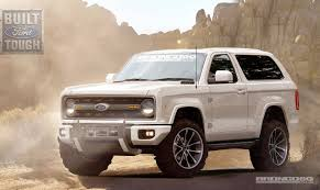 If Ford Revives The Bronco, It Had Better Look This Good ...