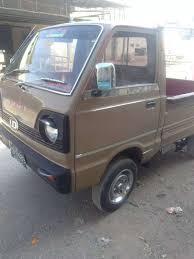 100 Cng Pickup Trucks For Sale Suzuki Pickup Chamber 1988 CNGPetrol Buses Vans