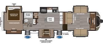Montana Fifth Wheel Floor Plans 2004 by Montana