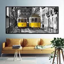dekorative malerei fototapete industrielle wind cafe moderne