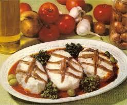 recette cuisine poisson colin à la provençale la cuisine de gizou