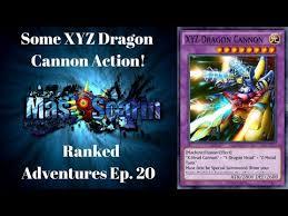 xyz cannon deck yugioh duel links search result xyz cannon