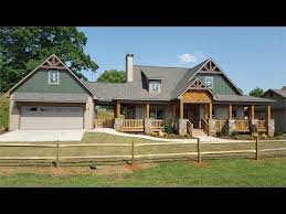 America s Home Place The Hickory Ridge III Model Tour