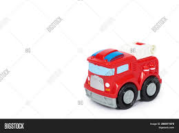 100 Fire Truck Template Red Toy Fighter Image Photo Free Trial Bigstock