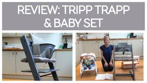 Stokke High Chair Tray by Review Stokke Tripp Trapp U0026 Baby Set Arrival U0026 Set Up Youtube