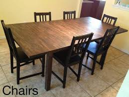Craigslist Dining Room Table And Chairs Beautiful On Throughout Chair Seattle Charlotte Tables 9