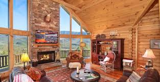 Cheap 1 Bedroom Cabins In Gatlinburg Tn by Gatlinburg Cabin Rentals At The Smoky Mountains