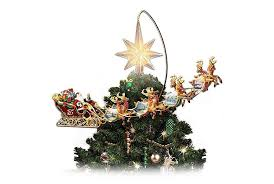 Black Angel Christmas Tree Topper Uk by Top 15 Best Christmas Tree Toppers 2017 Heavy Com