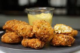cuisine indienne poulet nuggets de poulet et mayonnaise à l indienne maison